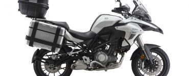 benelli trk 502 look adventure