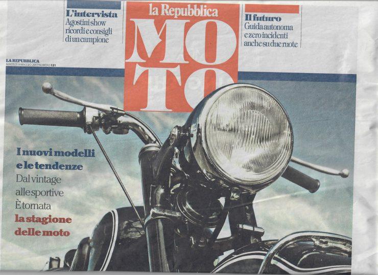 Repubblica Un Tempo Fucina Di Giornalisti Oggi Motospia