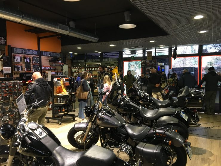 Open Day Harley 2018