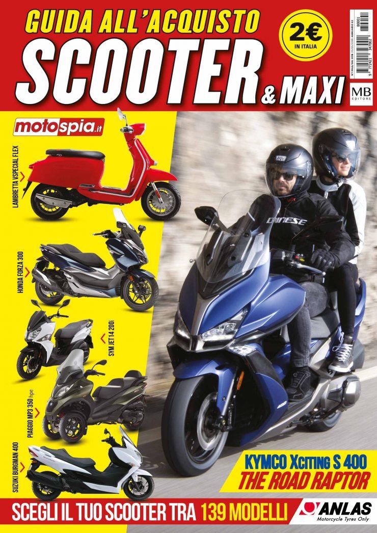 Guida all'acquisto Scooter & Maxi 2018