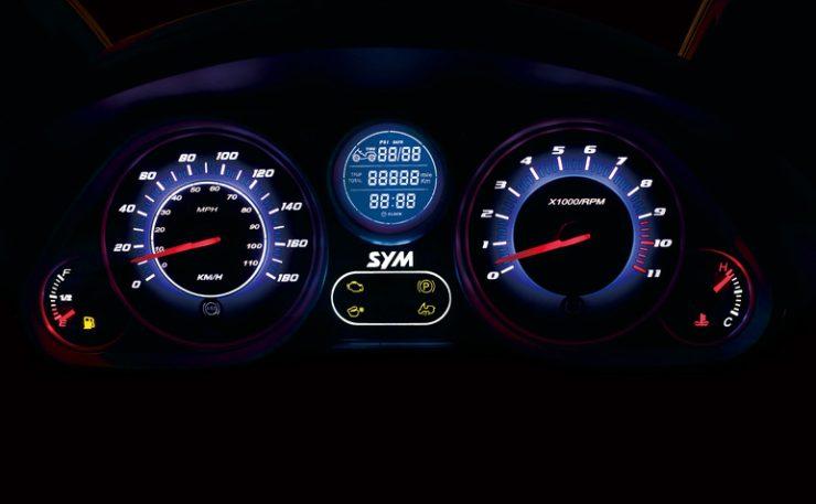 SYM MAXSYM 400 ABS