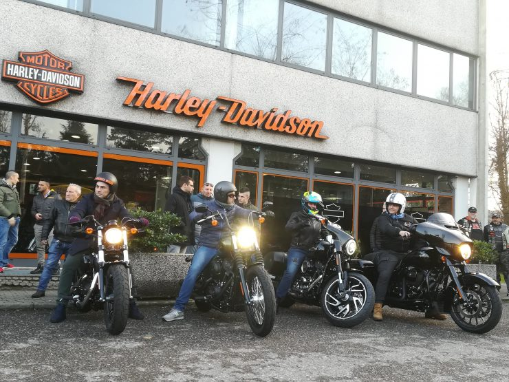 OPEN DAY HARLEY-DAVIDSON
