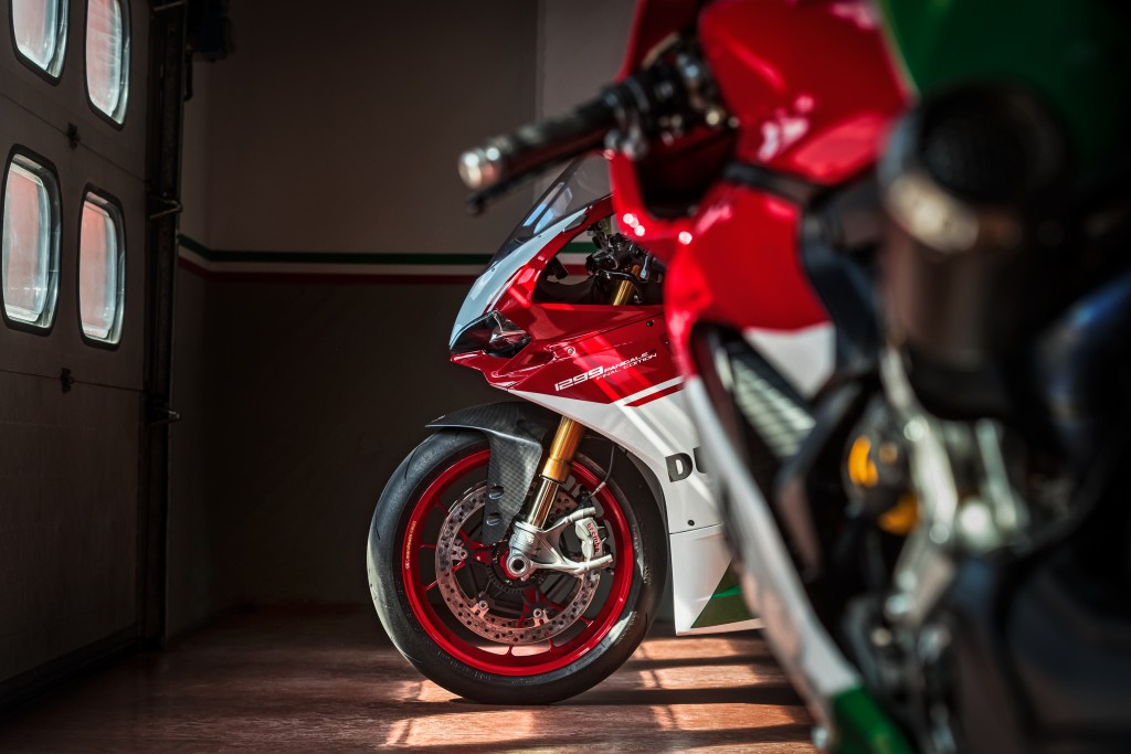 Ultimo vero motore Ducati