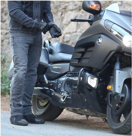 Riderdenim jeans moto