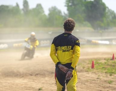 Days of Joy Scrambler Ducati