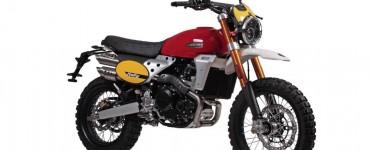 FANTIC MOTOR CABALLERO 500 RALLY