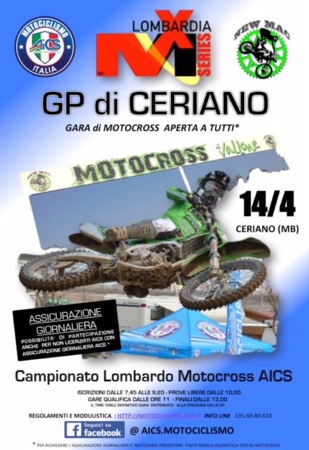 AICS motociclismo