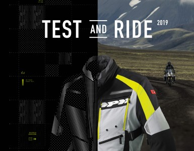 test and ride