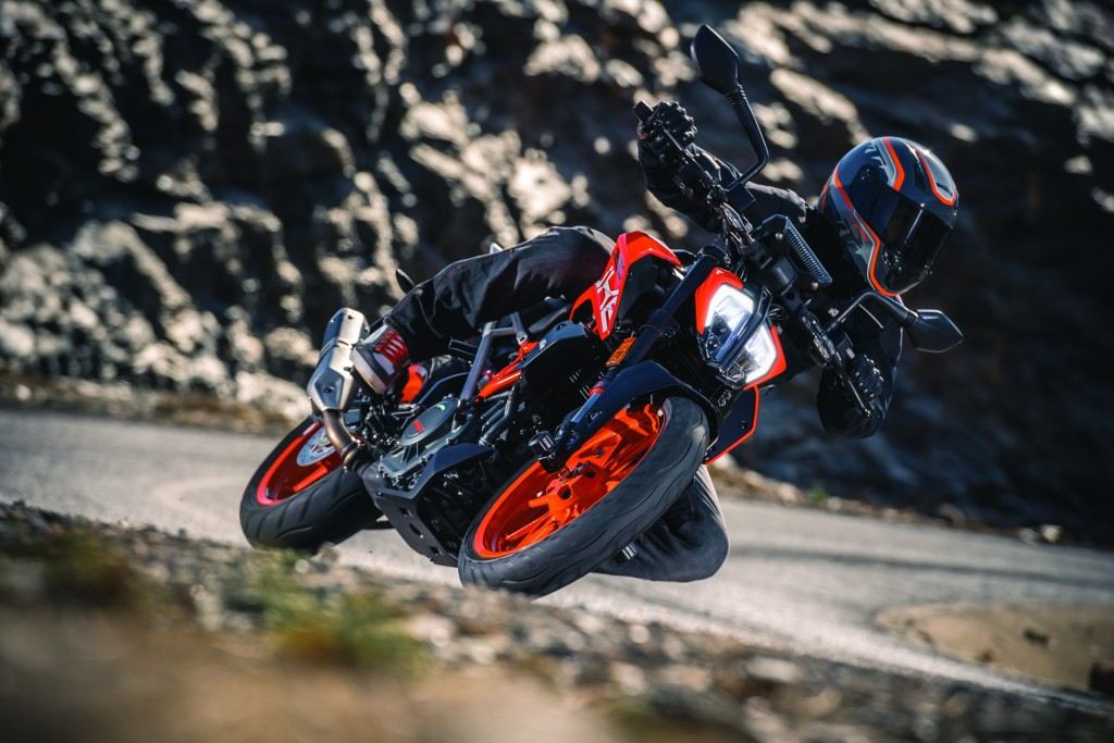 KTM power duke