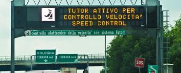 riattivazione tutor autostrade
