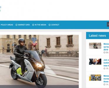 mercato moto europeo