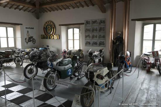 Il museo Benelli