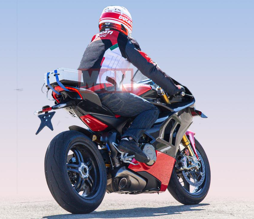 Panigale V4 Superleggera