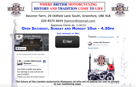 London Motorcycle Museum