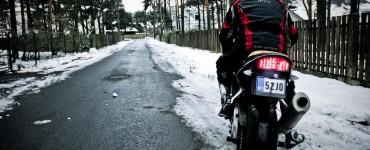 moto e neve