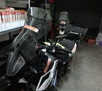 KTM 790 Adventure S