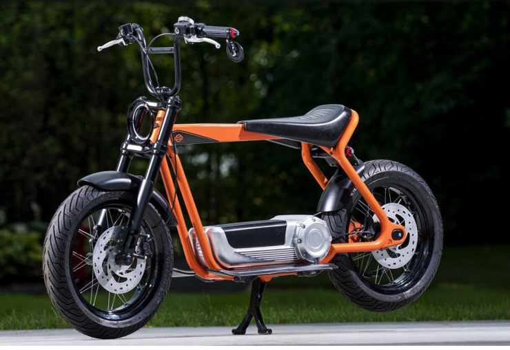 scooter harley