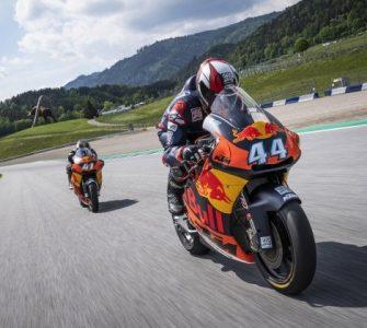 moto2 experience