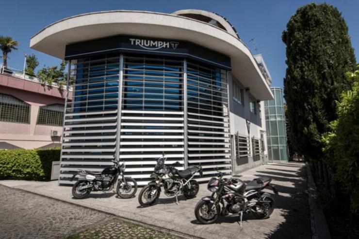 Triumph italia