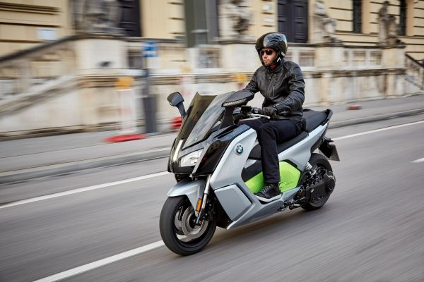 BMW elettriche