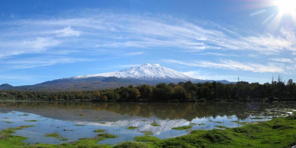 Arrampicarsi sul vulcano più alto d'Europa